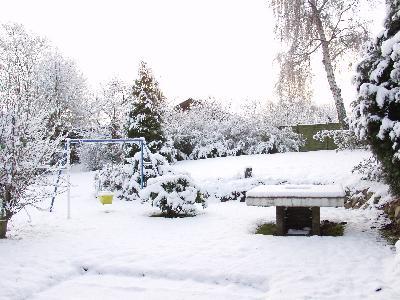 Hvid jul i Ballerup....